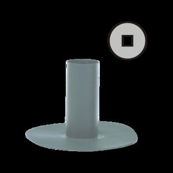 Chrlič kulatý s integrovanou manžetou na zakázku  chrlič kulatý