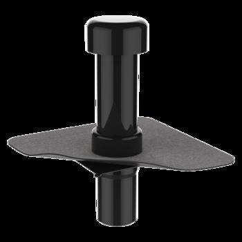 Chrlič hranatý TOPWET s integrovanou manžetou na zakázku  chrlič hranatý