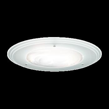 Stropní difuzér skleněný designový třívrstvý