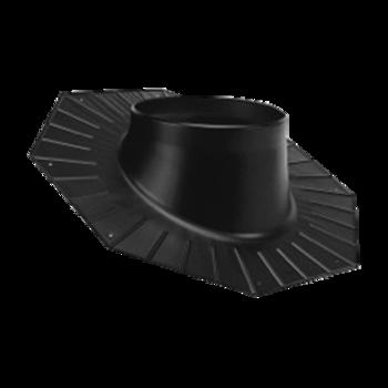 Lemování na šikmou střechu – šindele, hladká krytina  lemování – šikmá střecha, hladká krytina