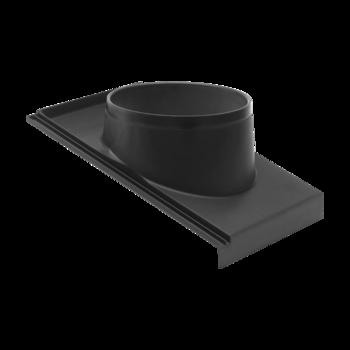 Lemování na šikmou střechu – skládaná krytina