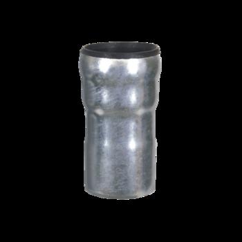 Přechodový díl z potrubí LORO na plastové potrubí systému KG nebo HT  z potrubí LORO naplastové