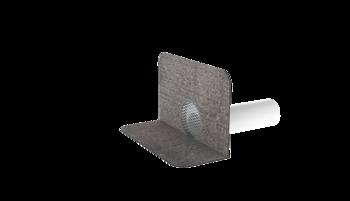 Odvětrávací komínek XL s integrovanou bitumenovou manžetou  odvětrávací komínek XL