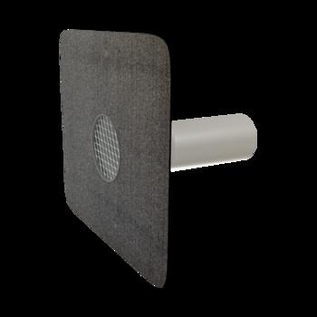 Pojistný přepad kulatý s integrovanou bitumenovou manžetou  pojistný přepad kulatý