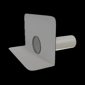 Chrlič kulatý s integrovanou PVC manžetou  chrlič kulatý