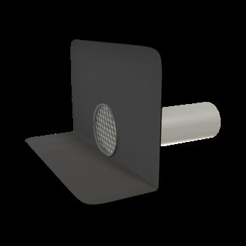 Chrlič kulatý s integrovanou manžetou na zakázku