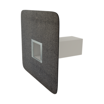 Svislá podlahová vpust s integrovanou manžetou  svislá