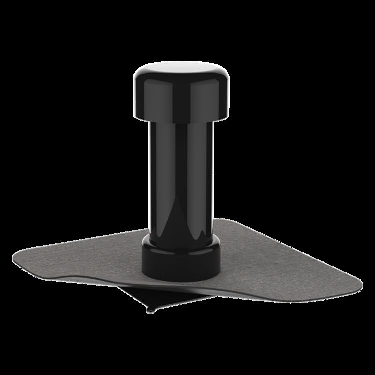Chrlič hranatý TOPWET s integrovanou PVC manžetou chrlič hranatý