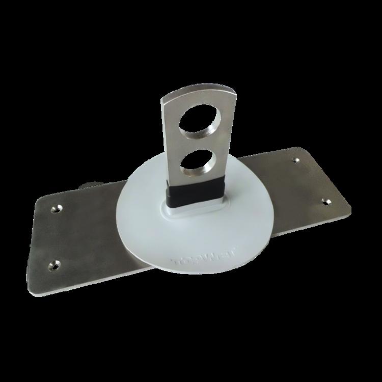 Držák pro trubkový zachytávač sněhu držák pro trubkový zachytávač