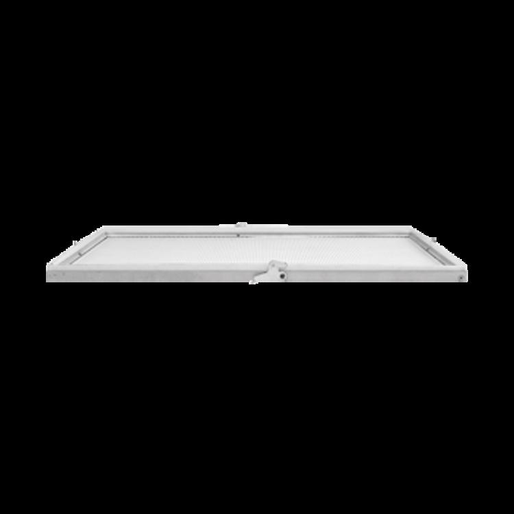 Stropní difuzér pro strop s podhledem