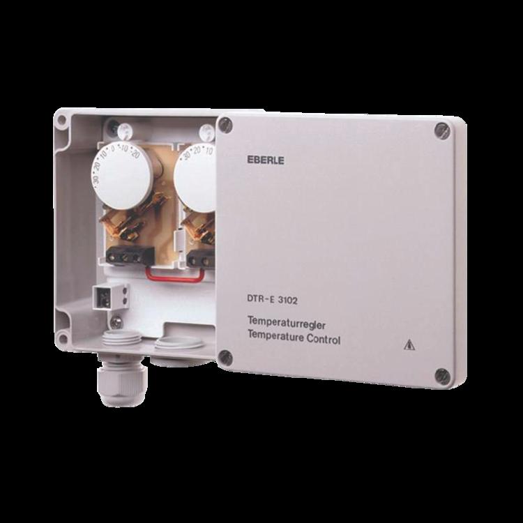 Univerzální venkovní elektronický termostat
