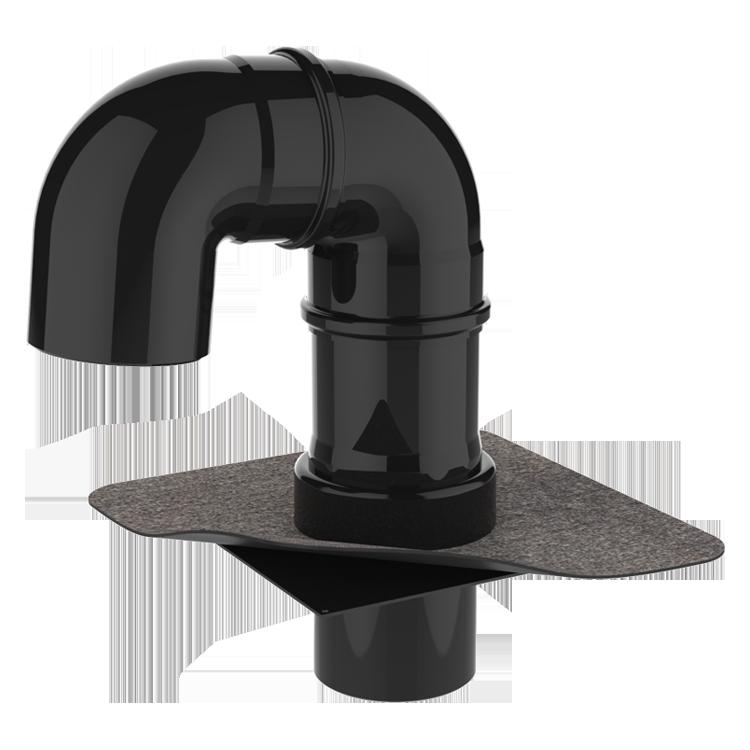 Prostup pro kabely XL s integrovanou bitumenovou manžetou prostup pro kabely XL