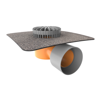 Prostup parozábranou XL s integrovanou PVC manžetou prostup parozábranou XL